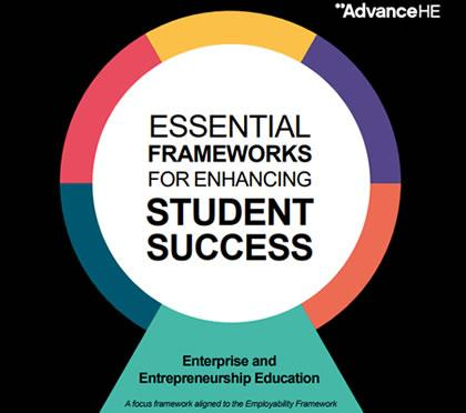 Advance HE Enterprise and Entrepreneurship Framework