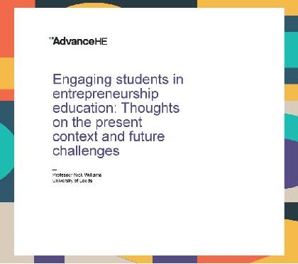 Enterprise report cover