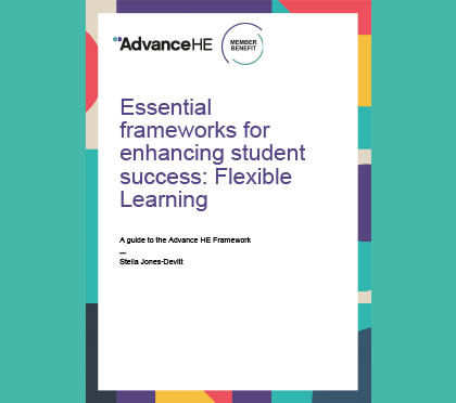 flexible learning framework guide cover