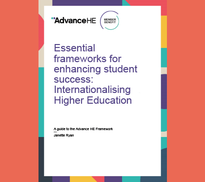 internationalising HE framework guide
