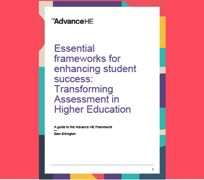 transforming assessment framework guide
