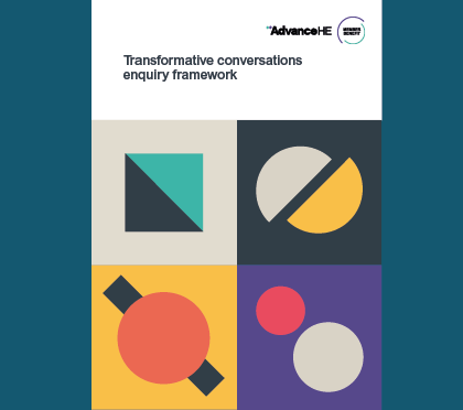 Transformative conversations enquiry framework