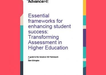 transforming assessment framework guide
