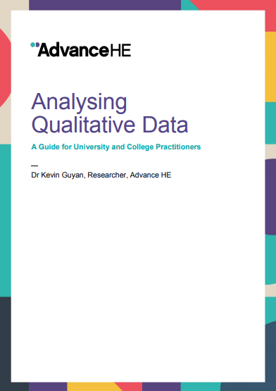 Analysing Qualitative Data Report