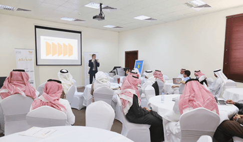 Taif University workshop