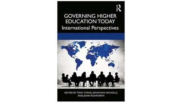 governing higher education today book cover