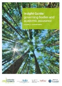 Academic Governance - Insight Guide