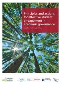 Academic Governance - Principles