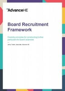 Board Recruitment Framework