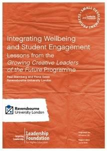 Integrating Wellbeing and Student Engagement Lessons