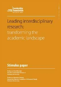 transforming the academic landscape