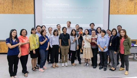 Advance HE delivers learning and teaching programme to top Thai university