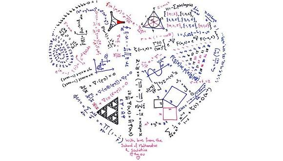 OU maths heart