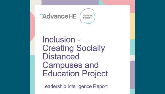 Creating Socially Distanced Campuses and Education Project - Inclusion