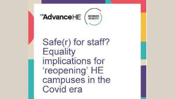 Safer for staff and EDI implications