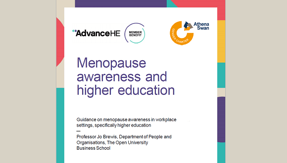 menopause guidance