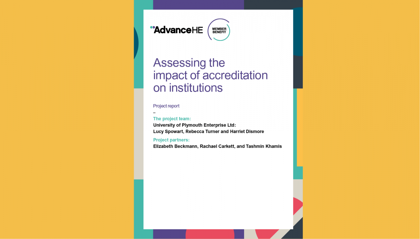 Accreditation Impact Evaluation report