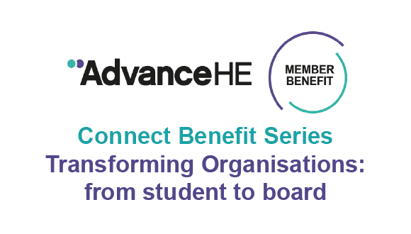 Transforming Organisations: from student to board