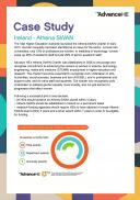 Athena SWAN Ireland case study