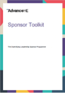 Diversifying Leadership Sponsor Toolkit