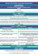 Online Curriculum Symposium Draft Programme