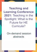 On-demand session abstracts